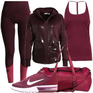 Outfit Sportiva di gran classe
