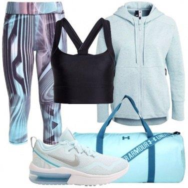 Outfit Sport e buon gusto