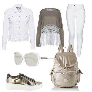 Outfit con i Jeans Bianchi: 537 Abbinamenti, Trova il tuo