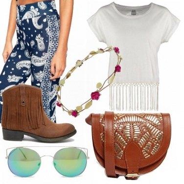 Outfit Leggings coachella style