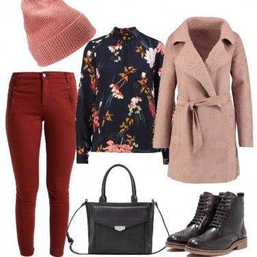 Outfit La blusa