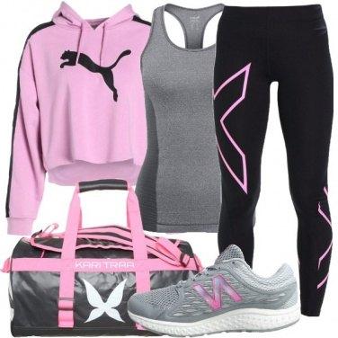 Outfit Pronta per lo sport