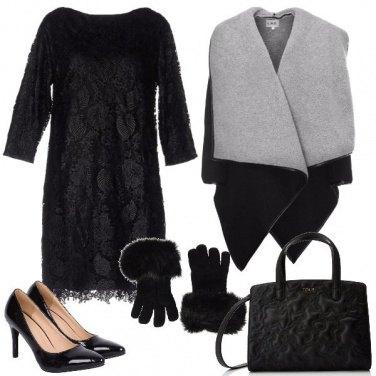 Outfit Elegante in nero