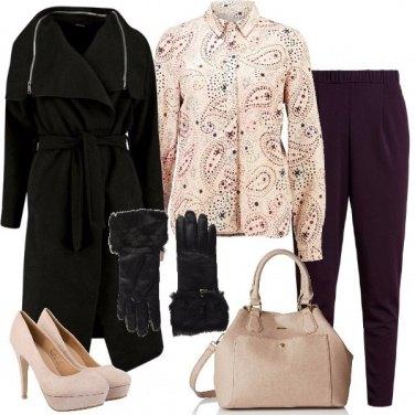 Outfit Pantalone e camicia