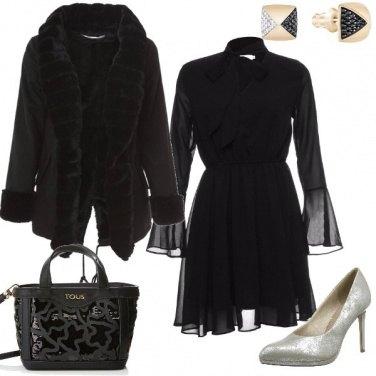 Outfit Maniche a campana