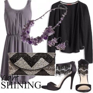 Outfit SHINING NIGHT