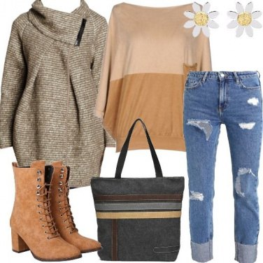 Outfit Stivaletti stringati