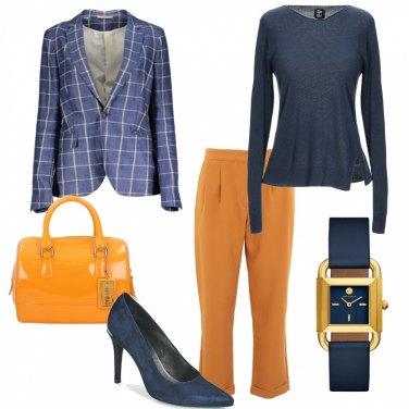 Come abbinare il pantalone vita alta giallo: 69 Outfit Donna