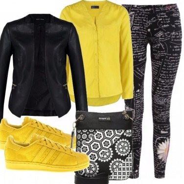Outfit Leggings sprint
