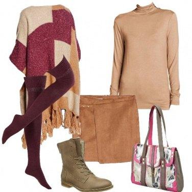 Outfit I colori del vino
