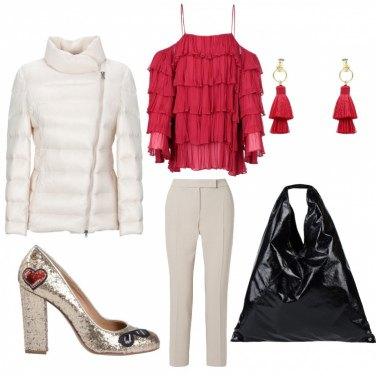 Come abbinare il giubbino con zip bianco: 289 Outfit Donna