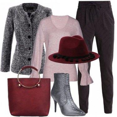 Outfit Uno splendido stivaletto