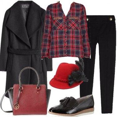 Outfit Un\'alpina scozzese