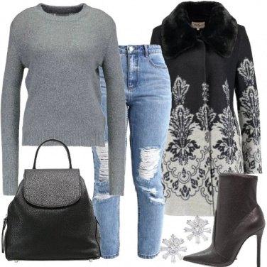 Outfit Un cappotto particolare