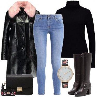Outfit La mini bag