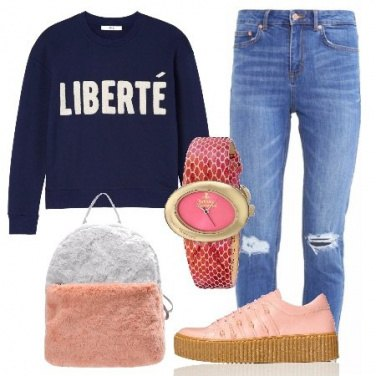 Outfit Teenager fashion