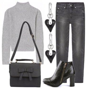 Outfit Semplice e speciale
