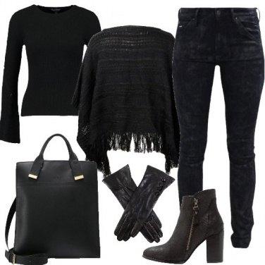 Outfit Nero ad ogni età