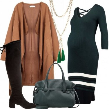 Outfit Cuissard premaman