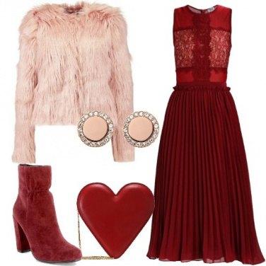 Outfit Romantica e sensuale