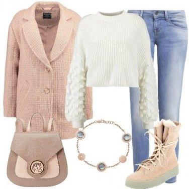 Outfit Colori tenui