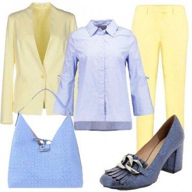 Outfit Donna raffinata