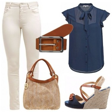 Outfit I love summer