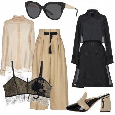 Come abbinare il cappotto con cinturino: 60 Outfit Donna