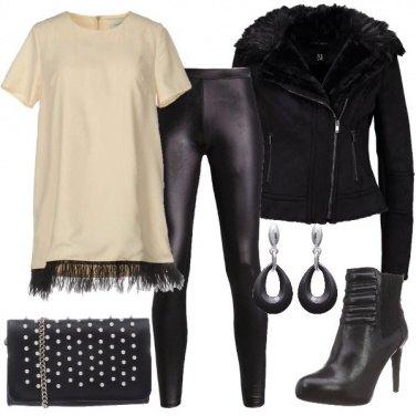 Outfit Di sere nere