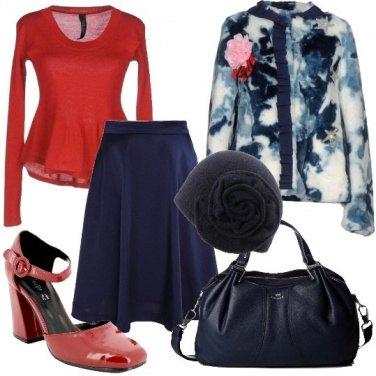 Outfit Romantica e calda