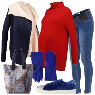Outfit Pratica e colorata