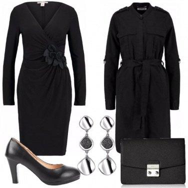 Outfit Per chi ama il total black