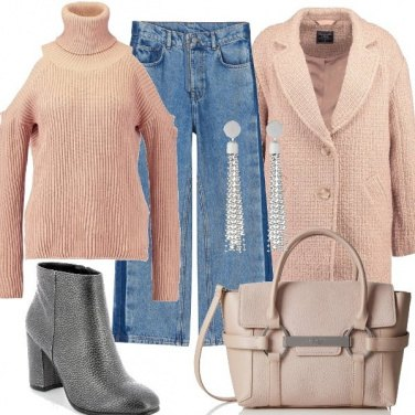 Outfit Spalle scoperte