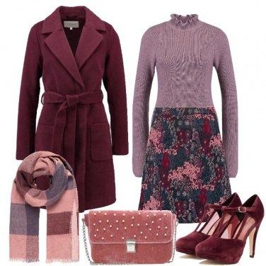 Outfit La mini jacquard