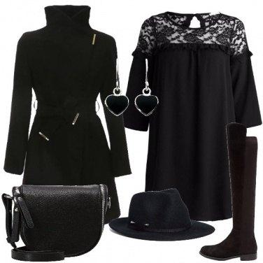 Outfit Tutto nero
