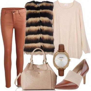 Outfit Quaranta strass