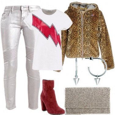 Outfit Londra anni \'70