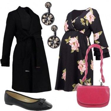 Outfit Attesa con i fiori
