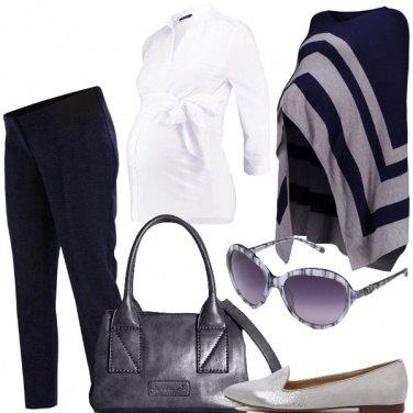 Outfit A spasso con la pancia