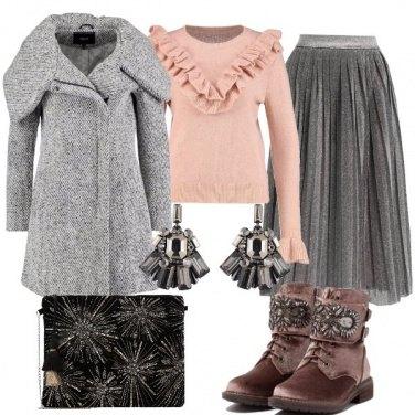 Outfit Anfibi gioiello