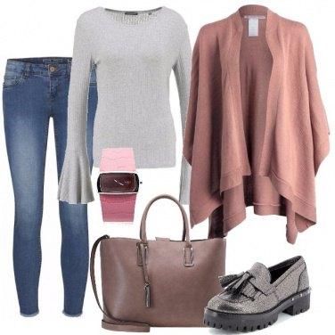 Outfit Soffice abbraccio
