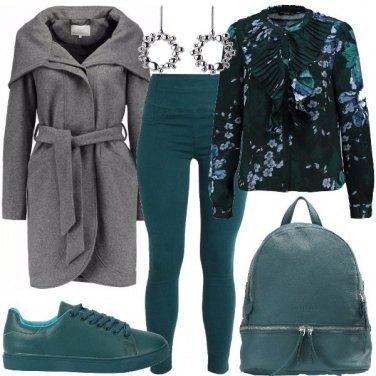 Outfit Camicetta romantica