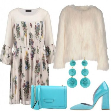 Outfit Gli accessori azzurri
