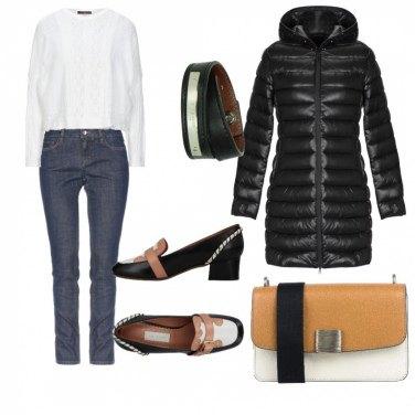 Come abbinare la borsa a tracolla: 1000 Outfit Donna