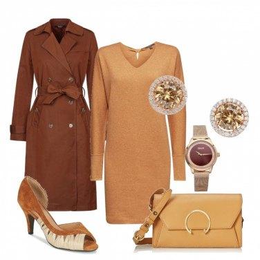 cappotto donna colorato outfit