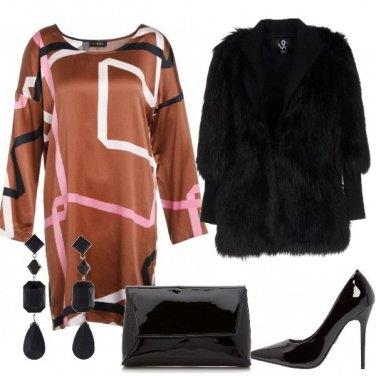 Outfit L\'abito a fantasia