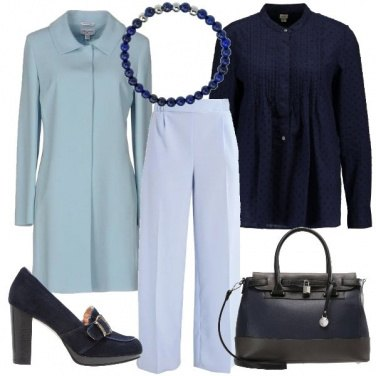 Outfit Nei colori tenui