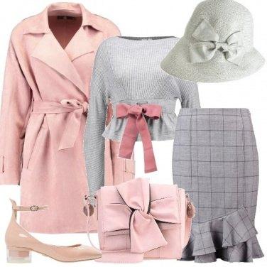 Outfit Una donna con i fiocchi