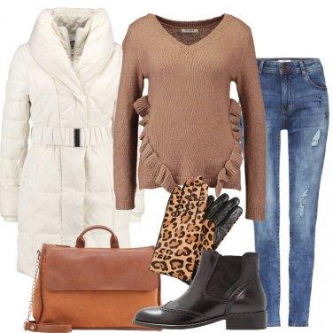 Outfit Freddo in città