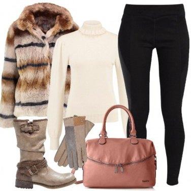 Outfit Passeggiando tra la neve